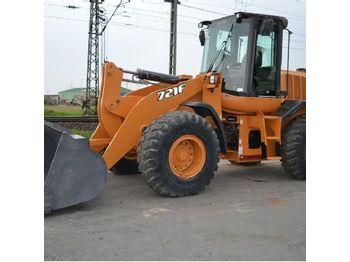 CASE 721F - wheel loader