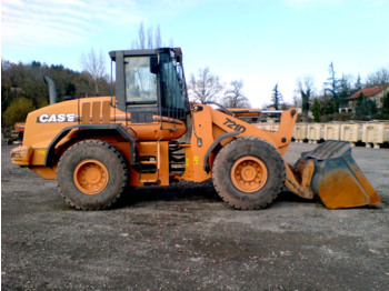 Wheel loader  CASE 721 D