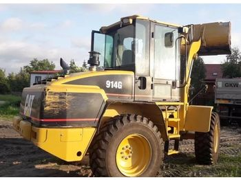 Wheel loader CATERPILLAR 914G