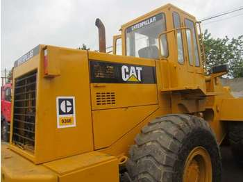 Wheel loader CATERPILLAR 936E