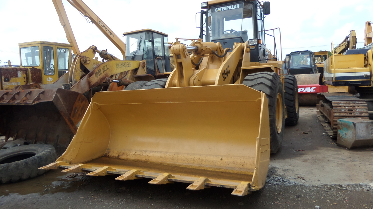 wheel loader CATERPILLAR 950C