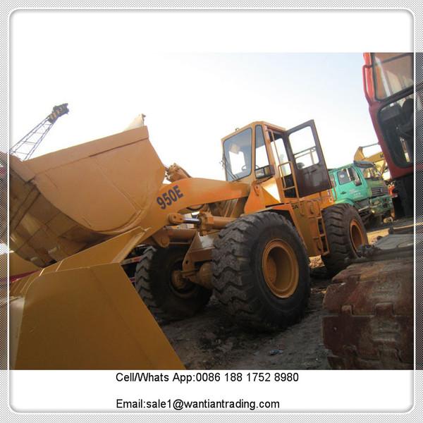 wheel loader CATERPILLAR 950E