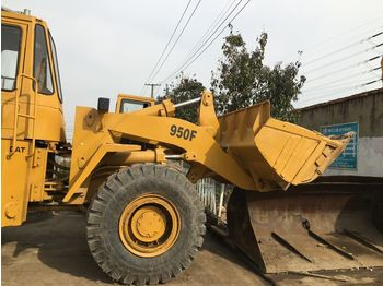 Wheel loader CATERPILLAR 950F: picture 1