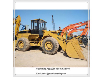 Wheel loader CATERPILLAR 950G: picture 1
