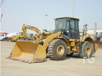 CATERPILLAR 950H - wheel loader