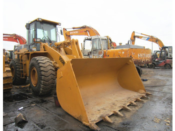 Wheel loader CATERPILLAR 950H: picture 1