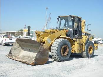 Wheel loader CATERPILLAR 962G