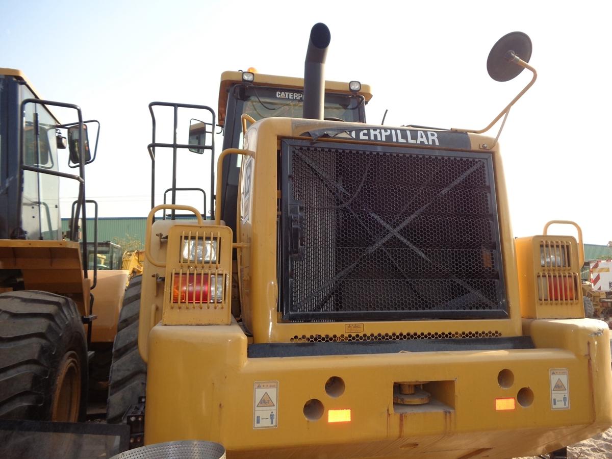 wheel loader CATERPILLAR 962G