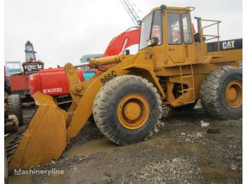 Wheel loader CATERPILLAR 966C
