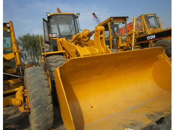 Wheel loader CATERPILLAR 966D