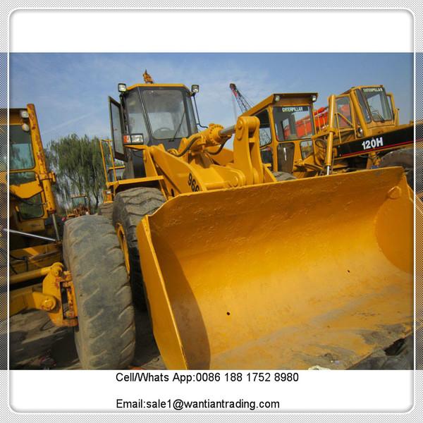 wheel loader CATERPILLAR 966D