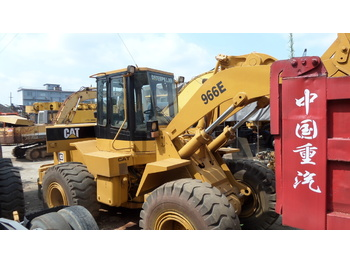 CATERPILLAR 966E - wheel loader