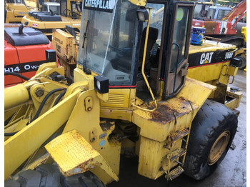 CATERPILLAR 966F - wheel loader