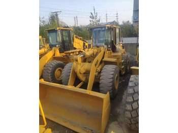 Wheel loader CATERPILLAR 966F