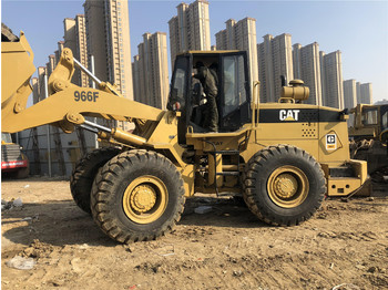 CATERPILLAR 966F - wheel loader