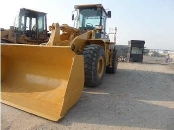 CATERPILLAR 966G - wheel loader