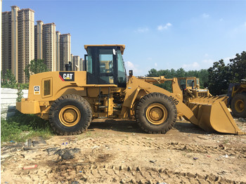 CATERPILLAR 966G - wheel loader