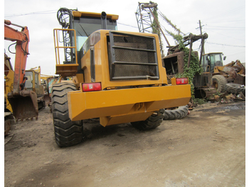 Wheel loader CATERPILLAR 966G: picture 1