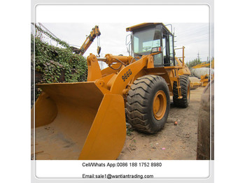 Wheel loader CATERPILLAR 966G