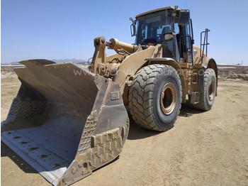 CATERPILLAR 966H - wheel loader