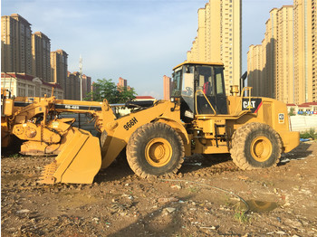 CATERPILLAR 966H - wheel loader