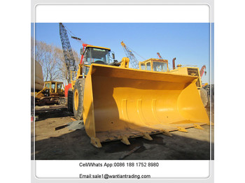 Wheel loader CATERPILLAR 966H