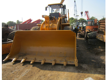 Wheel loader CATERPILLAR 966H: picture 1