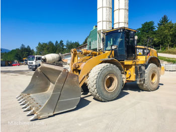 Wheel loader CATERPILLAR 966K XE