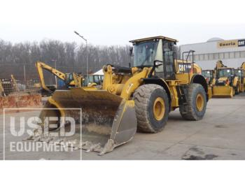 CATERPILLAR 966M  - wheel loader