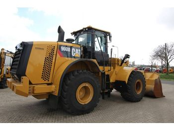 Wheel loader CATERPILLAR 966M XE