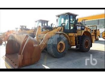 Wheel loader CATERPILLAR 972K