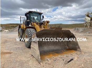 Wheel loader CATERPILLAR 972 K