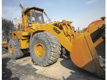 Wheel loader CATERPILLAR 980F: picture 2