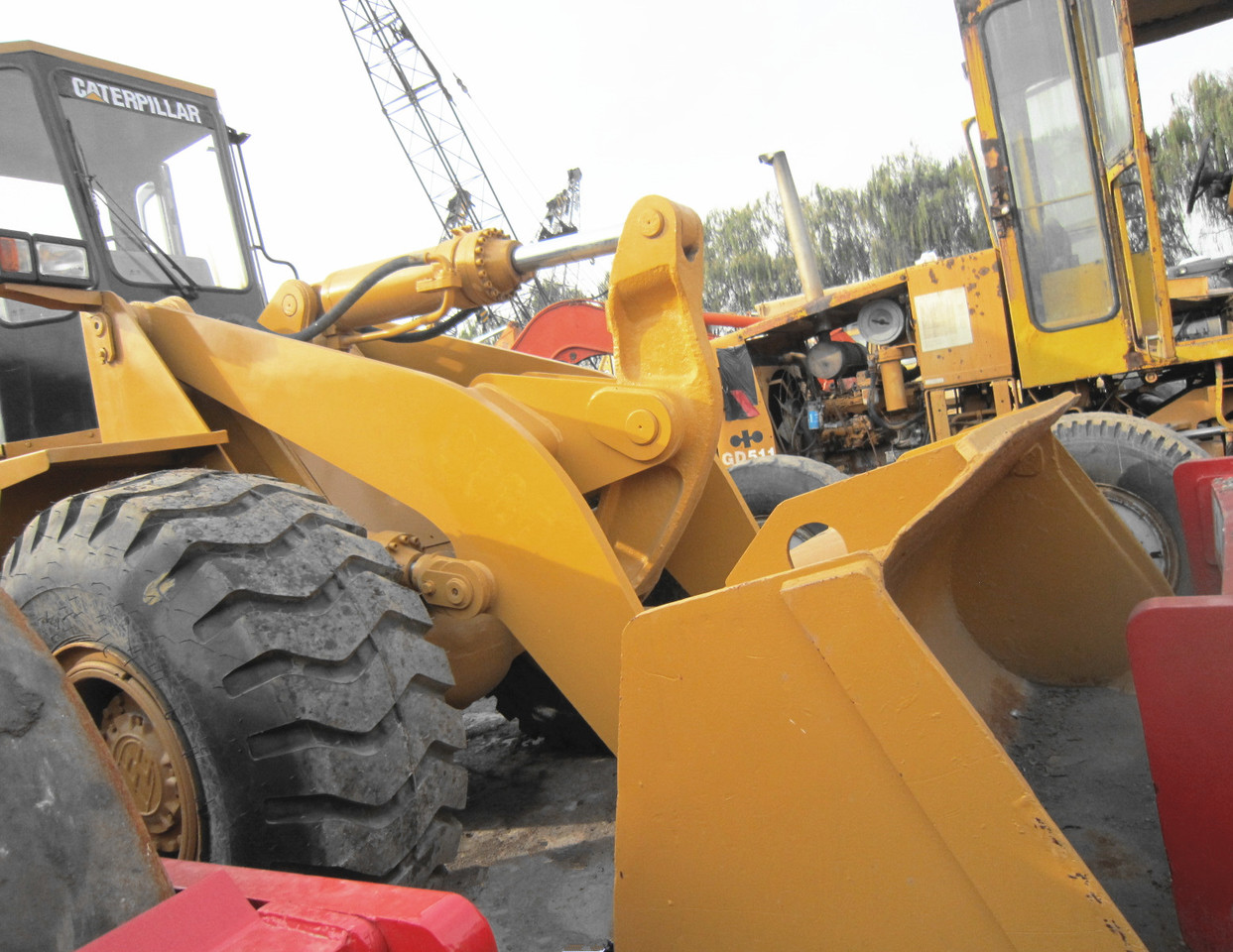 Wheel loader CATERPILLAR 980F: picture 5