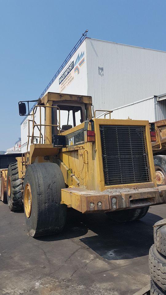 wheel loader CATERPILLAR 980FII