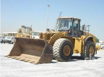 Wheel loader CATERPILLAR 980H