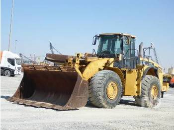 Wheel loader CATERPILLAR 980H