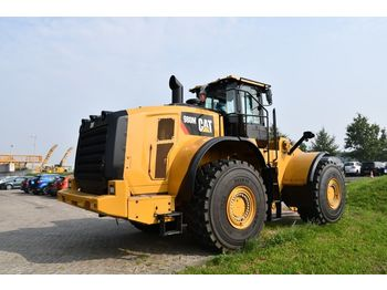 Wheel loader CATERPILLAR 980M