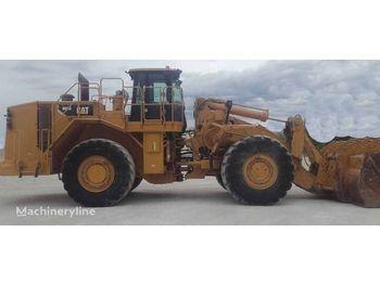 Wheel loader CATERPILLAR 988H