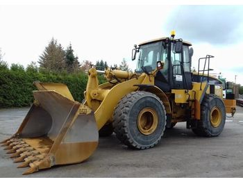 CATERPILLAR CAT 972 G series II - wheel loader