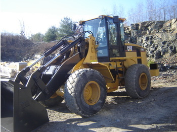 Wheel loader CATERPILLAR IT38G
