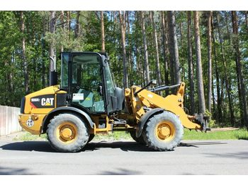 Wheel loader CAT 906H2, SW, Schaufel und Gabel
