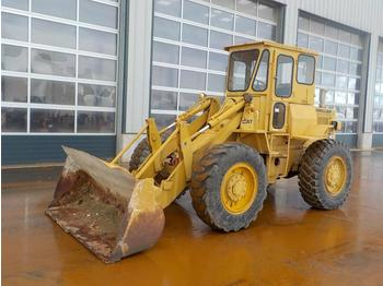 Wheel loader  CAT 910F