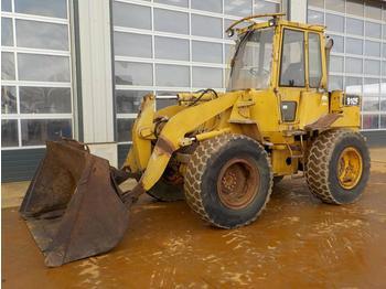 Wheel loader  CAT 910F