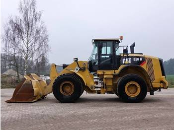 CAT 950 K (NICE MACHINE)  - wheel loader