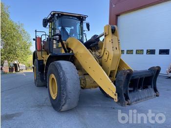 Wheel loader  CAT 962M 8500 timmar
