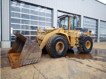 Wheel loader  CAT 966F