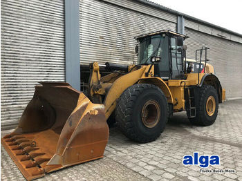 CAT 966K, Klima, Ladeschaufel 4,5m³  - wheel loader