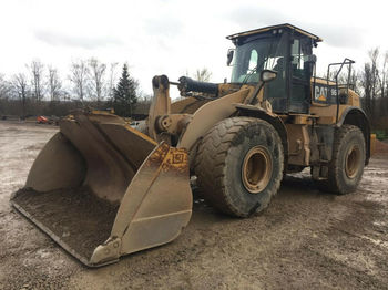 Wheel loader CAT 966MXE 40 Km/H
