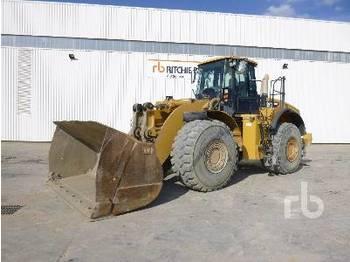 Wheel loader CAT 980H Chargeuse Sur Pneus